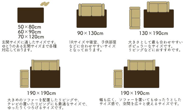 キーマキリム調部屋サイズイメージ